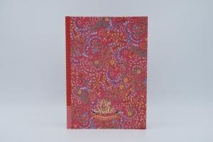 Pip notebook A5 roze logo