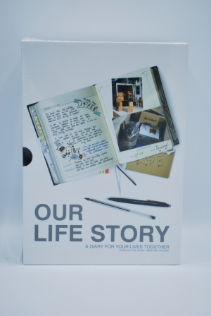 Our life story  logo