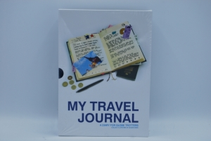 My travel journal  logo