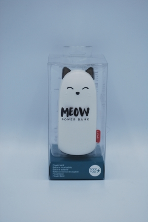 powerbank meow logo